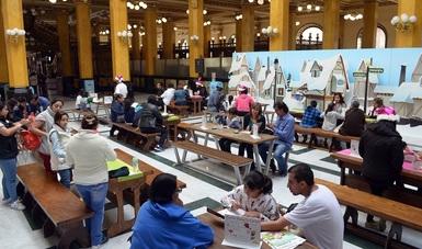 Santa Claus se despide del Palacio de los Deseos y da la bienvenida a Los Santos Reyes
