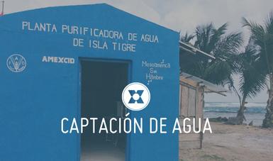 Se inauguró el Sistema de Captación de Agua de Lluvia (SCALL) en la Isla Tigre, perteneciente a la Comarca Guna Yala.
