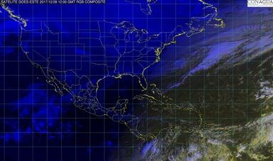 Prevalecerán las bajas temperaturas en gran parte de México con nieblas y neblinas en el noreste, el centro y el oriente del país.