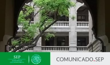 Oficinas del edificio sede de la SEP
