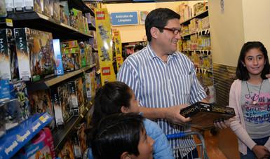 El personal de verificación atenderá de manera inmediata mediante la conciliación, las inconformidades que pudieran presentar los consumidores en la compra de juguetes.