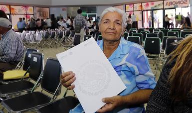El Fondo es la única institución financiera en México que brinda créditos a trabajadores jubilados.