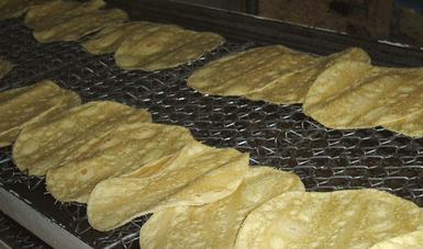 Pronunciamiento sobre incremento en el precio de la tortilla