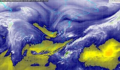 Continuará el ambiente de frío a muy frío en el noreste, el oriente y el centro de México.