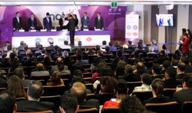 CENACE recibe reconocimientos 100% Capacitados por parte del INAI