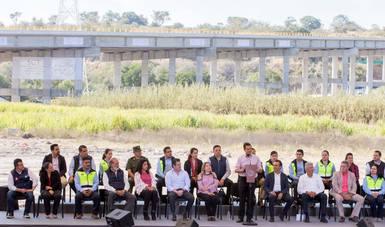 Este Gobierno ha realizado una inversión histórica en Jalisco, de más de 50 mil millones de pesos, solamente en el sector Comunicaciones y Transportes.