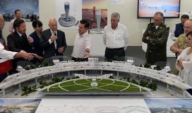 2018, consolidación de los grandes proyectos de infraestructura