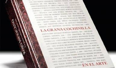 El volumen está integrado por 19 ensayos que hablan de la historia fascinante de la grana cochinilla