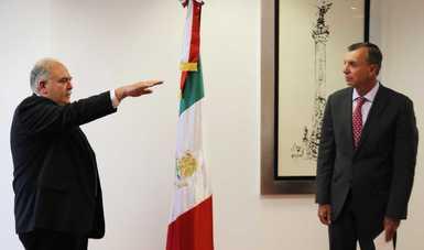 BOLETÍN 029 ASUME TOMÁS SAMUEL HEINRICHS LOERA CARGO COMO DELEGADO FEDERAL DE LA PROFEPA EN COAHUILA