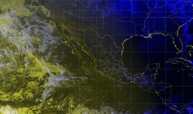 Debido al Frente Frío Número 22 se pronostican para esta noche tormentas fuertes en zonas de Tabasco, Oaxaca y Chiapas.