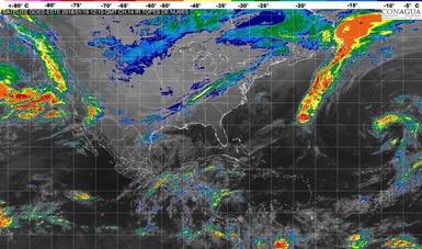 En el norte, el noreste, el oriente y el centro de México se prevé un nuevo y marcado descenso de temperatura.