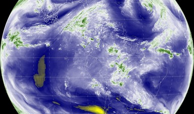 Se prevé ambiente de muy frío a gélido con bancos de niebla o neblina en el norte, el noreste, el oriente y el centro de México.