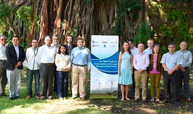 El INEEL recibió a los grupos de trabajo de la Tareas 11 y 25, además de ser parte de la organización de la octogésima reunión del Comité Ejecutivo de la AIE.