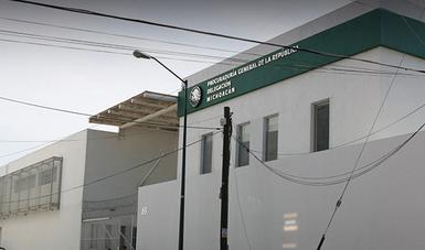 Cumplimenta PGR orden de reaprehensión por el delito de secuestro en Apatzingán