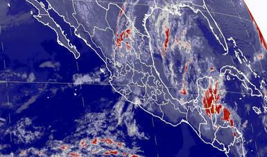 Durante la mañana de hoy se prevén temperaturas inferiores a -5 grados Celsius en Baja California, Sonora, Chihuahua y Durango.