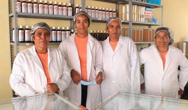 Gana empresa forestal de mujeres premio en Zacatecas