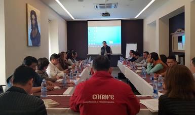 Encabezados por el delegado Fernando Maldonado, coordinadores regionales de Jalisco,  fijan metas para el 2018.