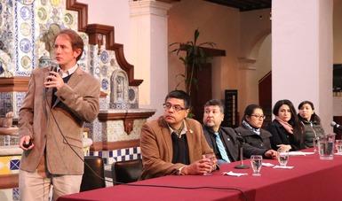 Presentación del estudio sobre cuencas de la Cooperación Chile México