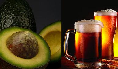 Los jugadores más importantes del Súper Bowl son mexicanos: aguacate y cerveza