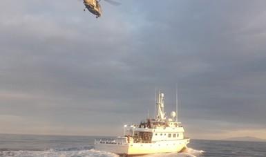 Salvaguarda de la vida humana en la mar