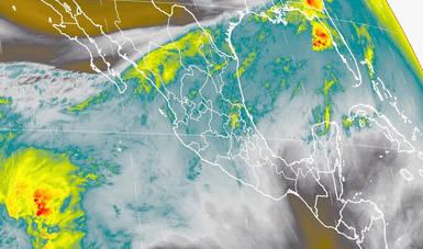 Predominará el ambiente estable y seco con temperaturas de cálidas a calurosas en la mayor parte de México.