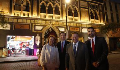El subsecretario de Innovación y Desarrollo Turístico de la Sectur, Gerardo Corona González, asistió a la inauguración del Hotel City Express del Centro Histórico de la CDMX.