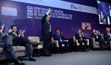 México ocupa a nivel mundial el sexto lugar en volumen de recursos no convencionales: PJC