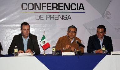 Encuentro con integrantes de la Asociación de Agentes Aduanales de Nuevo Laredo, A.C