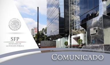 Secretaría de la Función Pública Informa