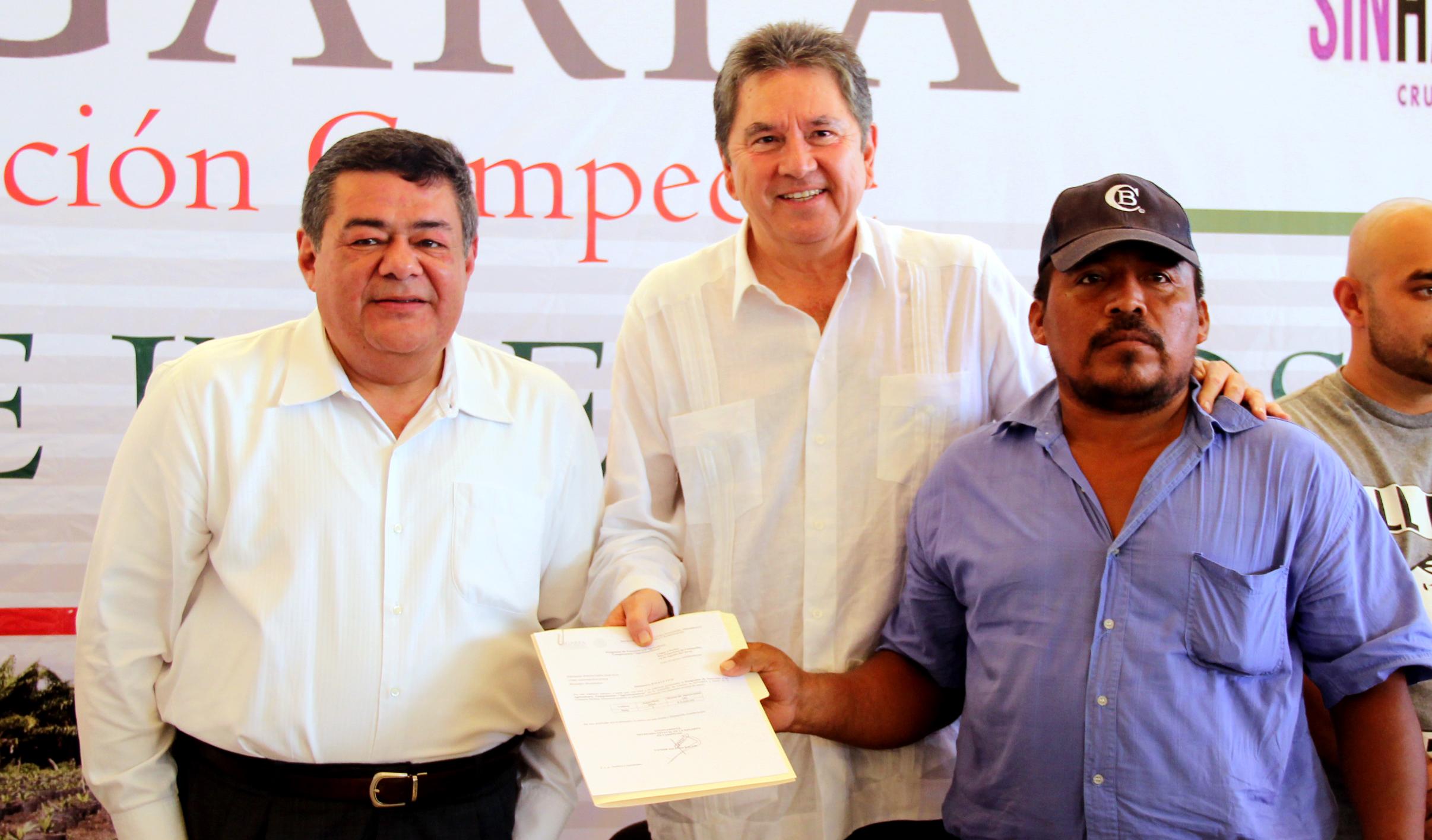Coordinador general de delegaciones de la SAGARPA, Víctor Hugo Celaya Celaya