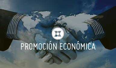 Durante su participación, el Mtro. Granados expuso el actual modelo de promoción económica internacional de México.