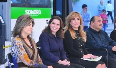 Gira de trabajo por Sonora.