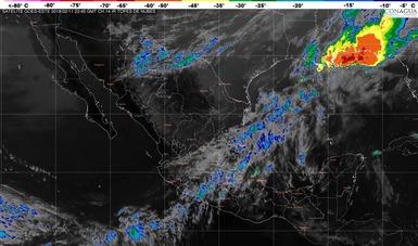 Bancos de niebla y lluvias fuertes se prevén para esta noche en Puebla, Veracruz y el noreste de México