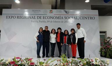 Expo Regional de Economía Social