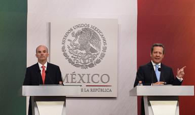 El crecimiento acumulado en lo que va de la Administración del Presidente Enrique Peña Nieto es de 13.1 por ciento, el doble que el sexenio anterior.