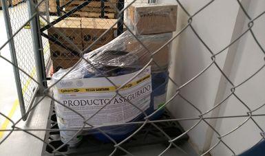 Asegura COFEPRIS producto milagro en Puebla