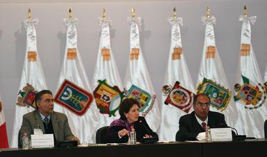 María Cristina García Cepeda, subrayó el surgimiento la Secretaría de Cultura que fortalece el trabajo transversal en todo el país
