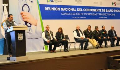 El comisionado nacional del Seguro Popular, Antonio Chemor Ruiz señaló que el Seguro Popular ha financiado 28 CEREDIS en todo México.
