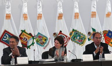 García Cepeda expresó que se analizará el status actual del subsidio piso a las entidades de cultura