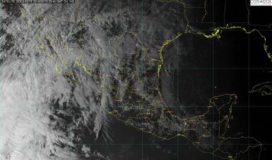 Se prevén tormentas de muy fuertes a intensas en Oaxaca y Veracruz, y evento de Norte en el Istmo y Golfo de Tehuantepec.