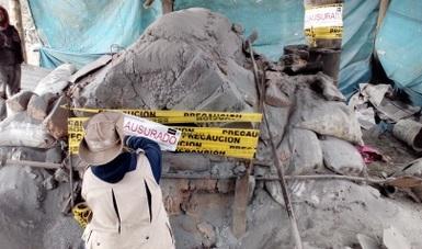 CLAUSURA PROFEPA TRES EMPRESAS FUNDIDORAS DE ALUMINIO EN TLALPUJAHUA, MICHOACÁN