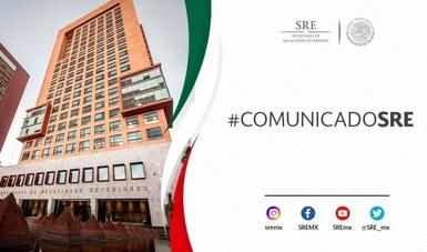 México conmemora el 51° Aniversario del Tratado de Tlatelolco