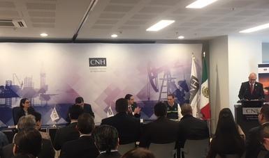 ASEA, CRE y CNH presentan el Plan Estratégico 2018-2022 y la Oficina de Asistencia Coordinada del Sector Energético (ODAC )