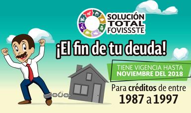 8 mil 642 derechohabientes ya han sido beneficiados con la liquidación total de su vivienda