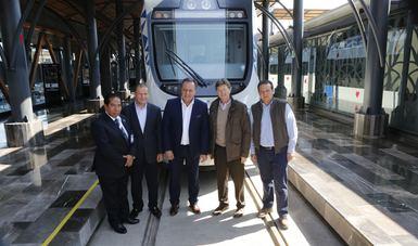 El secretario de Turismo, Enrique de la Madrid, y el Ministro de Turismo de la República de Argentina, José Gustavo Santos, visitaron sitios turísticos y las zonas arqueológicas de Cholula y Atlixco, en Puebla.