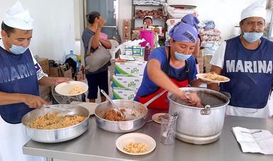 Diconsa equipa y abastece más de 5 mil comedores operados por Sedesol
