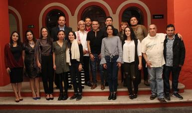 Inaugura Imjuve la segunda edición de la exposición: jóvenes construyendo lazos