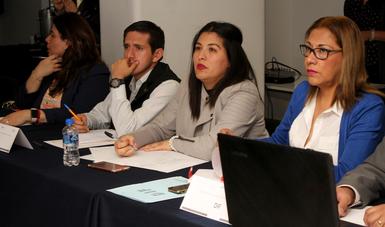 """Primera Sesión del """"Grupo de Trabajo para la Construcción de Propuestas de Indicadores Clave sobre Juventud""""."""