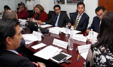 Instala Imjuve comité organizador del concurso juvenil Debate Político 2018