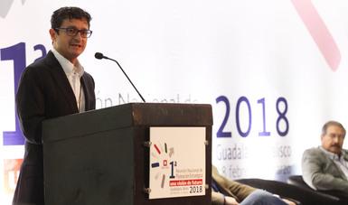 """""""La inclusión financiera debe ser estrategia permanente"""": Virgilio Andrade"""